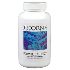 Thorne Research Formula SF722 250 Gelcaps