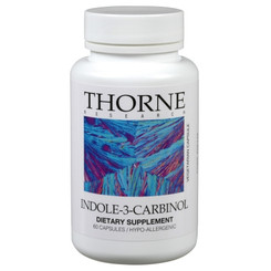 Thorne Research Indole-3-Carbinol 60 Veggie Caps