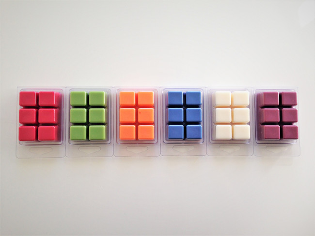 117 Scents to choose from - Natural (Cream White) or Coloured