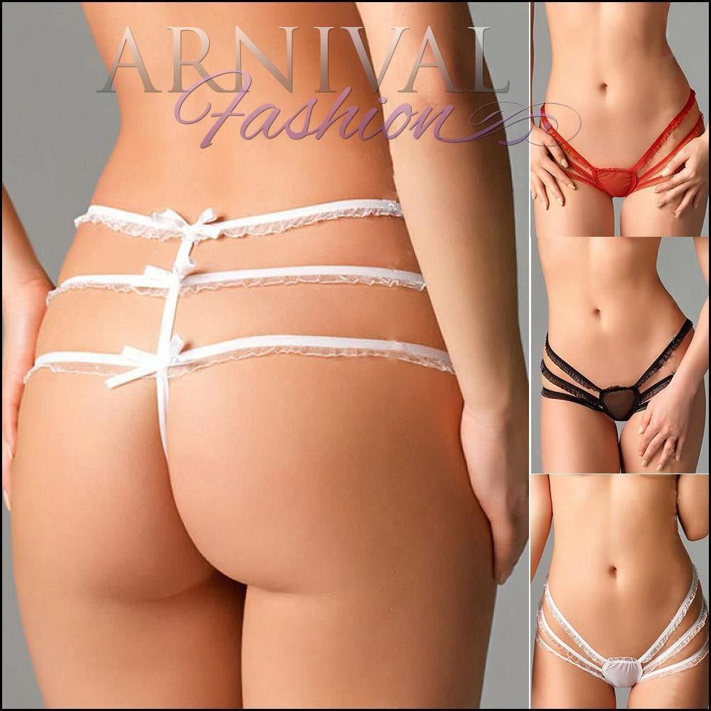 really cheap new high quality watch BRAZILIAN G STRING LINGERIE strappy THONG PANTY sexy BRIDAL UNDERWEAR  NIGHTWEAR