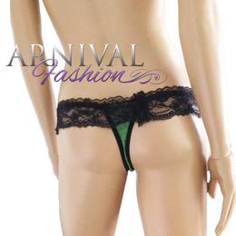 LACE LINGERIE sexy THONG G STRING PANTY nightwear women underwear sleepwear HOT