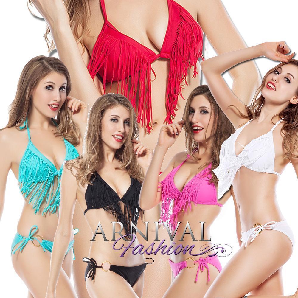 1c9a3e001daa9 ... Sexy PUSH UP BRA BIKINI SET women SWIMSUIT PADDED SWIMWEAR beach  BATHING SUIT au. Image 1