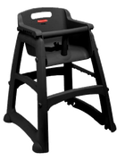 Rubbermaid Sturdy Chair FG780508BLA