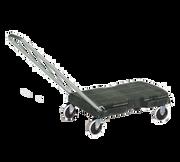 Rubbermaid Triple Trolley FG440120BLA