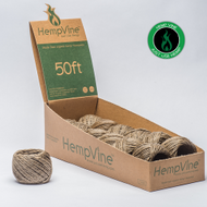 HempVine Spools 50 ft. - Box of 12 ***Disc***