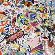 Stickers - Assorted 100ct.