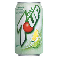 Diet 7-Up Can Safe