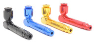 "4"" Anodized Metal Pipe - Assorted"