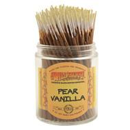 Wildberry Shorties - Pear Vanilla