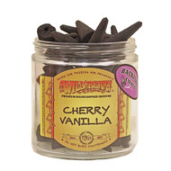 Wildberry Backflow Cones - Cherry Vanilla