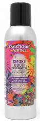 Smoke Odor Exterminator Spray 7oz. Can - Patchouli Amber