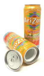 Arizona Tea Can Safe - Mucho Mango