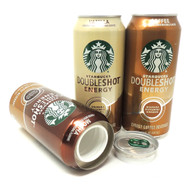 Starbucks Doubleshot Energy Can Safe