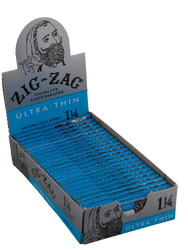 Zig Zag 1.25 Ultra Thin Rolling Papers