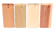 Wooden Blunt Case
