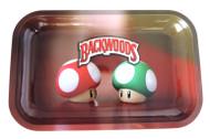 Backwoods Rolling Tray - Mario Mushroom