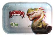 Backwoods Rolling Tray - Yoshi Dinosaur
