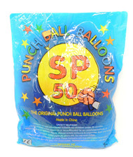 Punch Ball Balloons 50 ct. Bag