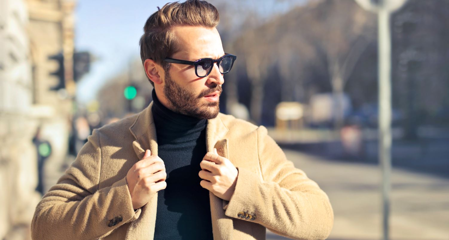 247f0a628c7 From men s eyewear that command attention to subtle yet stylish design
