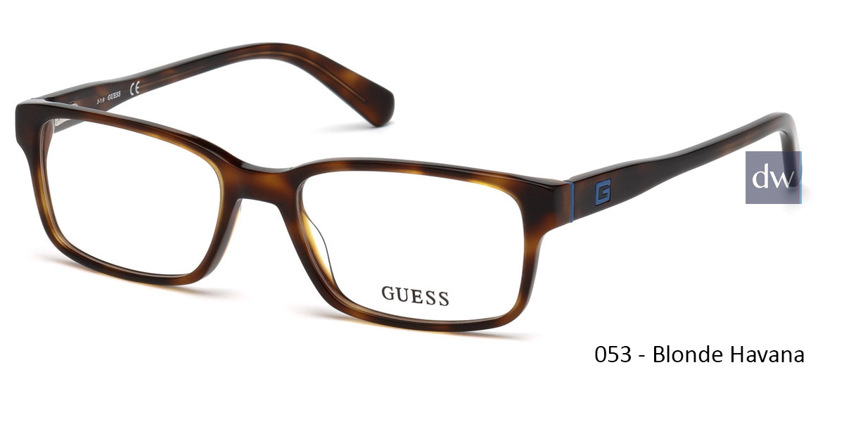 053 - Blonde Havana Guess GU1906 Eyeglasses