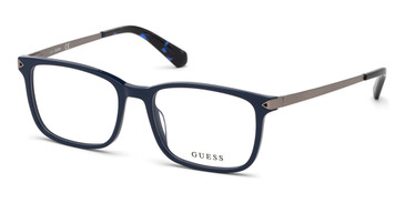 092-Blue/Other Guess GU1963-F Eyeglasses.