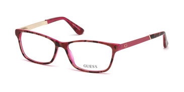074 - Pink /other Guess GU2628 Eyeglasses