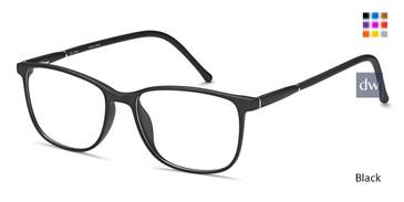 Black Capri T 32 Eyeglasses Teenager.