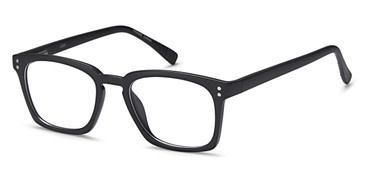 Black Capri 4U US 90 Eyeglasses - Teenager.
