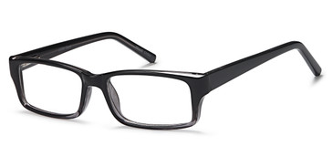 Black Capri 4U US 96 Eyeglasses.