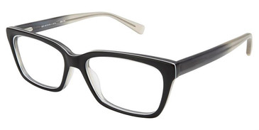 Black/Gradient Superflex SF-480 Eyeglasses.