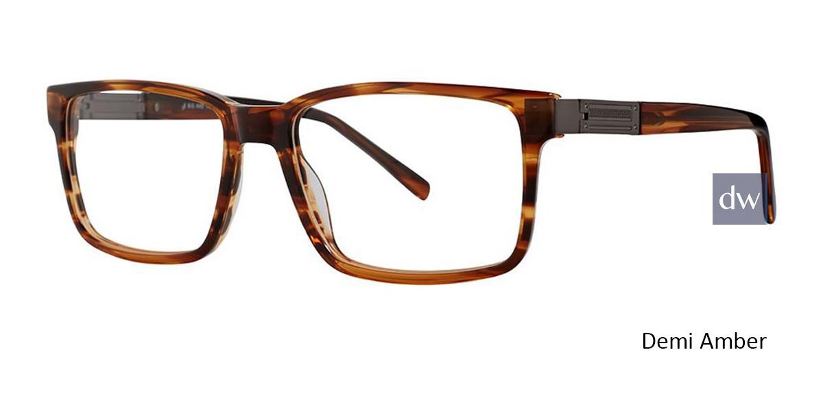 Demi Amber Vivid Big And Tall 14 Eyeglasses