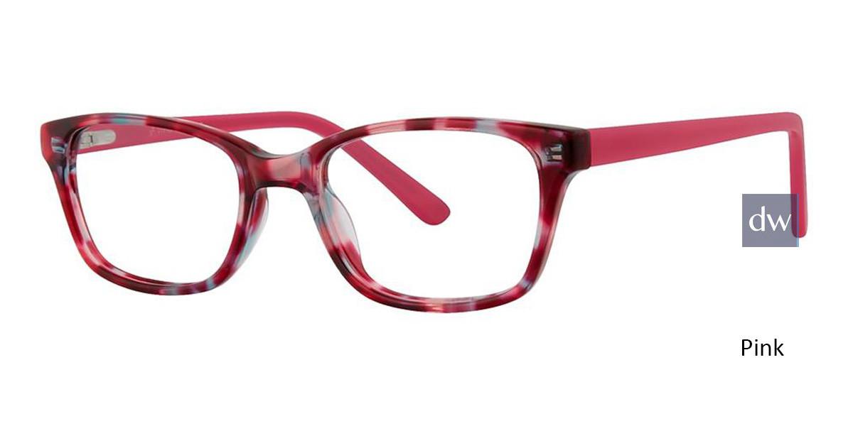 Pink Vivid Kids 155 Eyeglasses