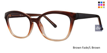 Brown Fade/L Brown Vivid Soho 1039 Eyeglasses