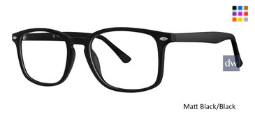 Matt Black/Black Vivid Soho 1038 Eyeglasses