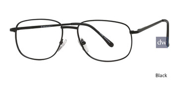Black Vivid Metalflex Y Eyeglasses