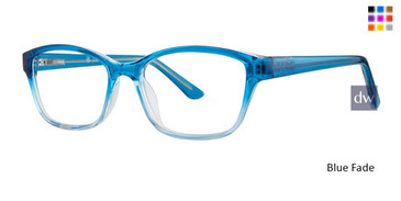 Blue Fade Vivid Metro 37 Eyeglasses