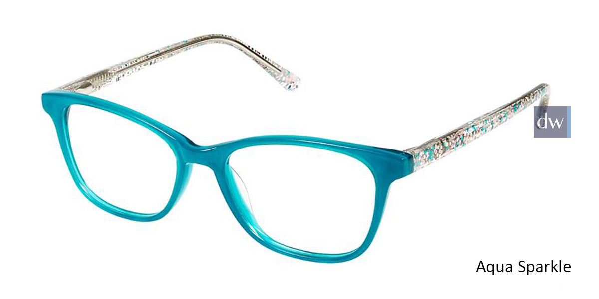 Aqua Sparkle Superflex Kids SFK-196 Eyeglasses