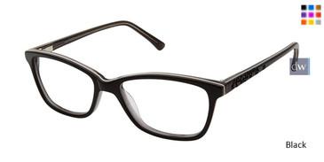 Black Superflex Kids SFK-194 Eyeglasses