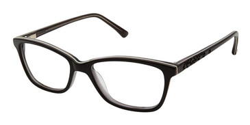 Black Superflex Kids SFK-194 Eyeglasses.