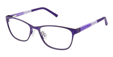 Purple Superflex Kids SFK-177 Eyeglasses