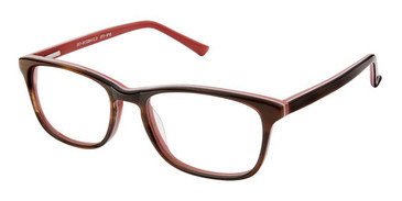 Caramel Coral Superflex Kids SFK-175 Eyeglasses