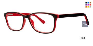 Red Vivid Metro 30 Eyeglasses