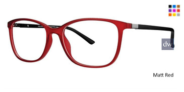 Matt Red Vivid 263 Eyeglasses