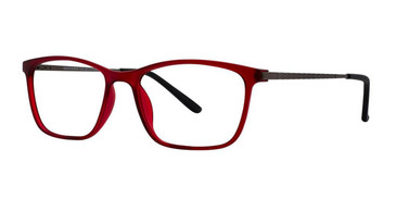Red Vivid Collection 254 Eyeglasses