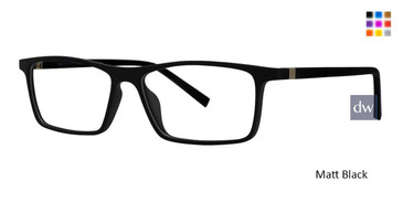 Matt Black Vivid 253 Eyeglasses - Teenager