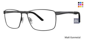Matt Gunmetal Vivid 3012 Eyeglasses