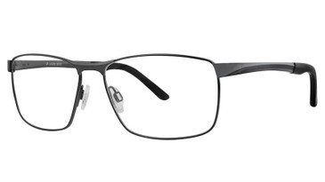 Matt Gunmetal Vivid Collection 3012 Eyeglasses