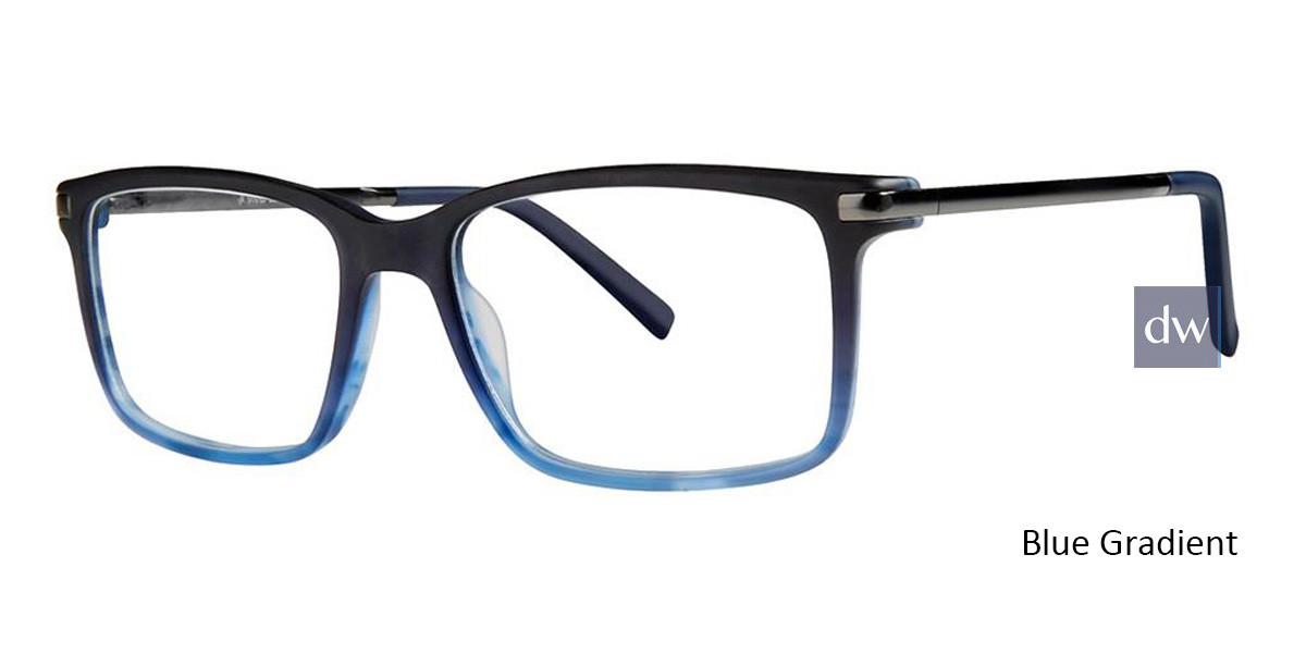 Blue Gradient Vivid 888 Eyeglasses