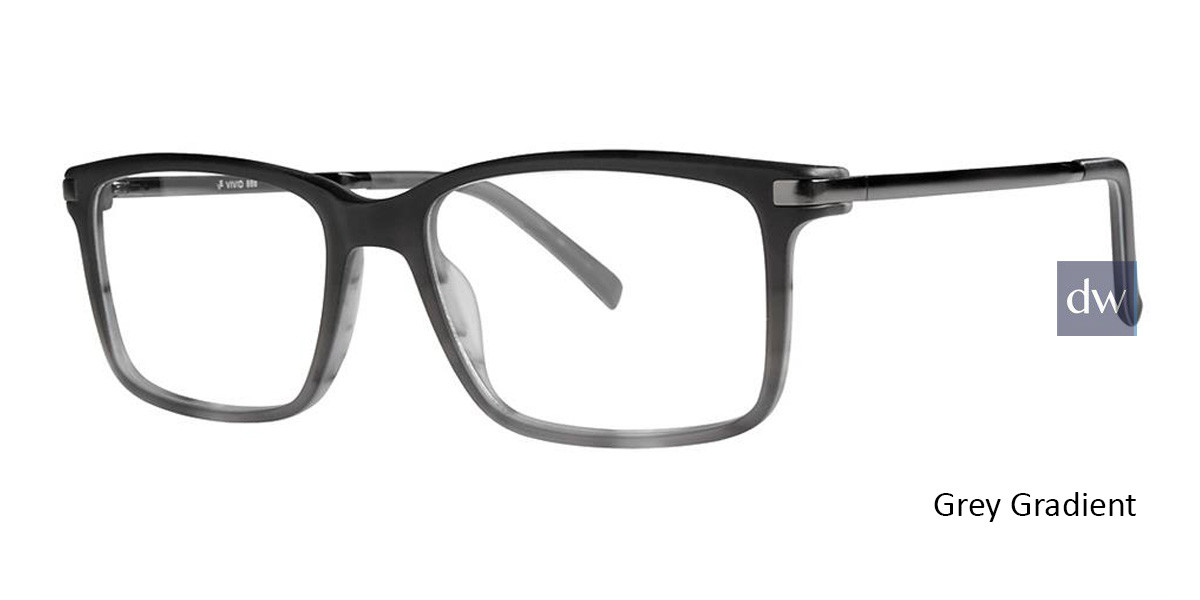 Grey Gradient Vivid 888 Eyeglasses