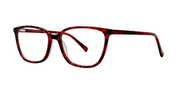 Demi Red Vivid 883 Eyeglasses